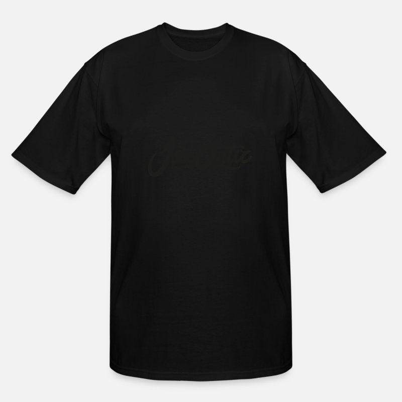 Jose T-Shirts - Jose Ortiz - Men's Tall T-Shirt black