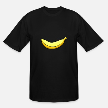 Yellow Bananas Banana Fruit Yellow Vegan - Men's Tall T-Shirt