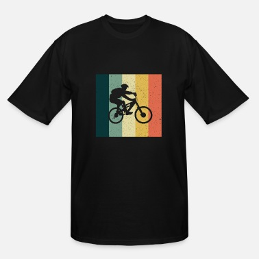 Bike Mountain Bike Bicycle Bike Bikes Mountain Bike - Men's Tall T-Shirt