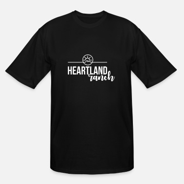 Ranch Horse heartland ranch - Men's Tall T-Shirt