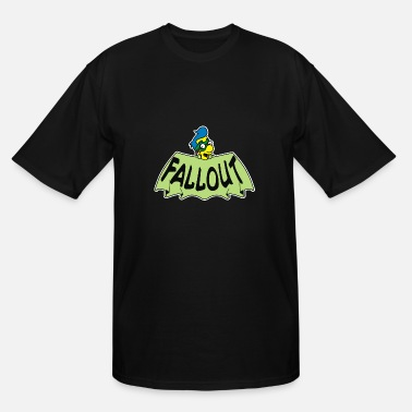 Nuclear Nuclear boy - Men's Tall T-Shirt