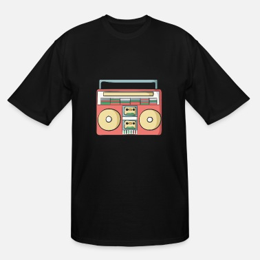 Record Player record player - Men's Tall T-Shirt