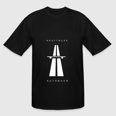 Road - Men's Tall T-Shirt