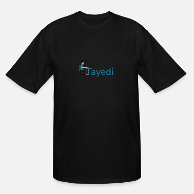 Tayedi the make money online search engine - Men's Tall T-Shirt