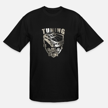 Tuning Tuning - Men's Tall T-Shirt