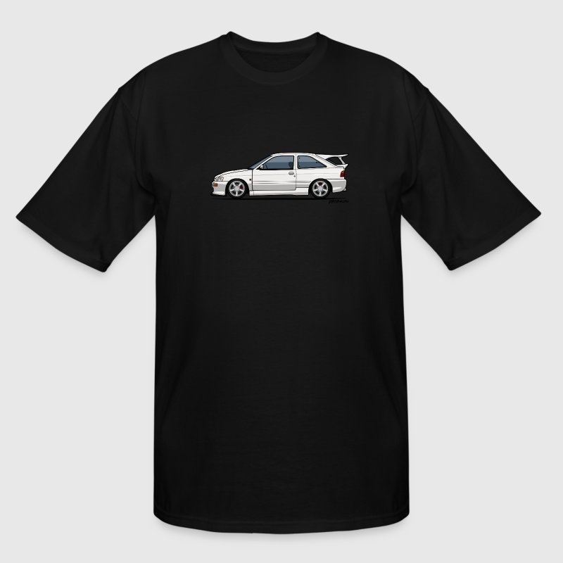 Ford Escort Mark V RS Cosworth - Men's Tall T-Shirt