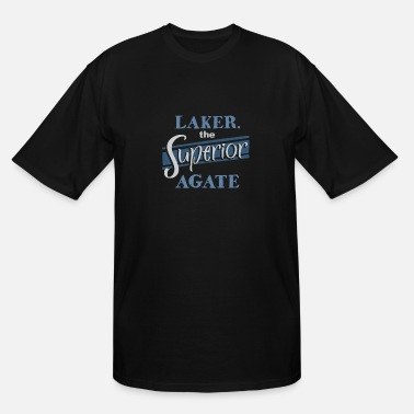 Lakers Funny Laker The Superior Agate - Men's Tall T-Shirt