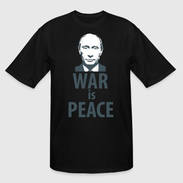 Putin - Men's Tall T-Shirt