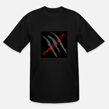 Profile Graphics ShadowLord1295 Profile pic redtext - Men's Tall T-Shirt