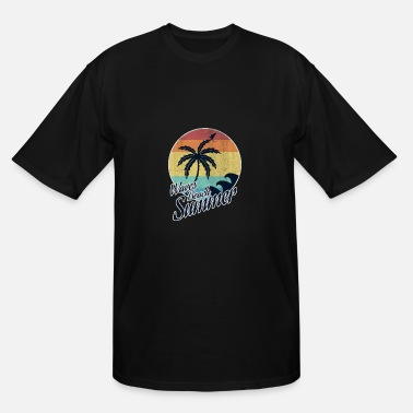Vacation Vacation - Men's Tall T-Shirt
