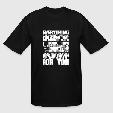 Pans Labyrinth Labyrinth - everthing that you wanted - Men's Tall T-Shirt