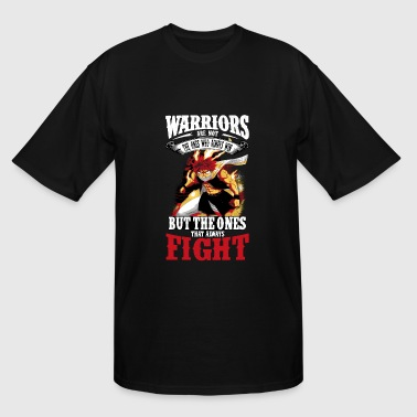 Tail Fairy tail warriors - The ones that always fight - Men's Tall T-Shirt