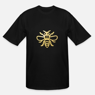 Manchester Bee Manchester Bee - Men's Tall T-Shirt