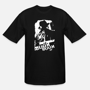 Booms Boom Boom - Men's Tall T-Shirt