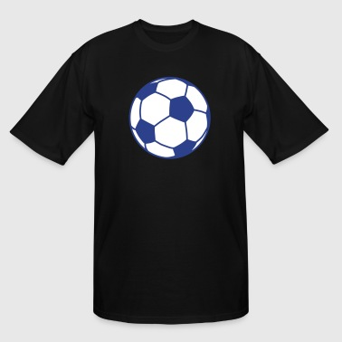 football / ball / soccer ball 2c - Men's Tall T-Shirt