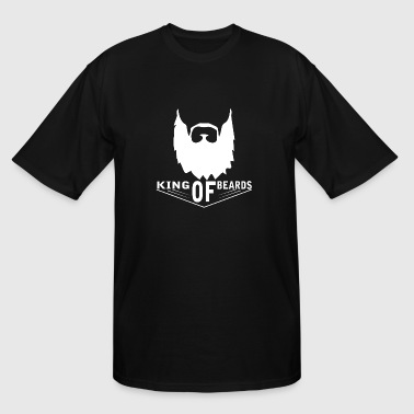 Beard - Beard - King Of Beards - Men's Tall T-Shirt