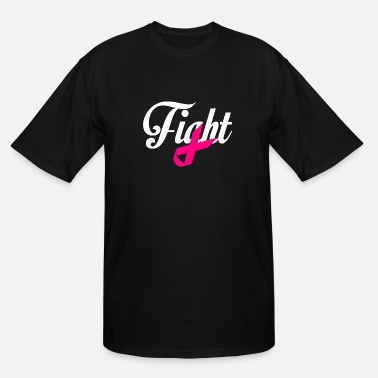 Fight Breast Cancer Awareness Breast Cancer - Fight Breast Cancer Awareness - Men's Tall T-Shirt