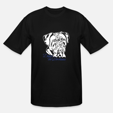 Dogue De Bordeaux Dogue de Bordeaux - Men's Tall T-Shirt