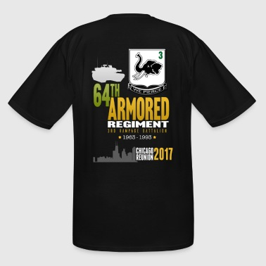 3/64 2017 Reunion Shirt - Men's Tall T-Shirt