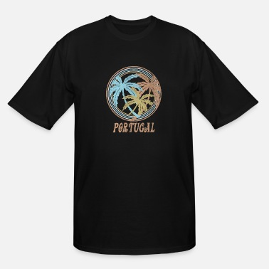 Portugal Portugal - Men's Tall T-Shirt