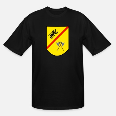 Coat Of Arms Coat of arms - Men's Tall T-Shirt