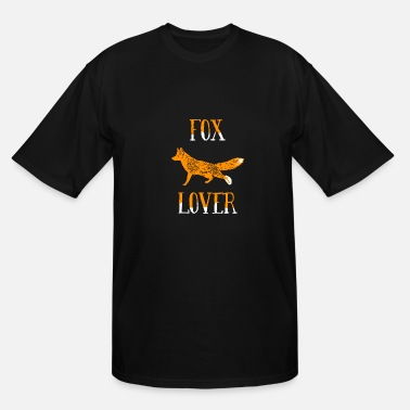 Fox Lover Fox Lover - Men's Tall T-Shirt