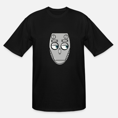 Robot Robot - Men's Tall T-Shirt