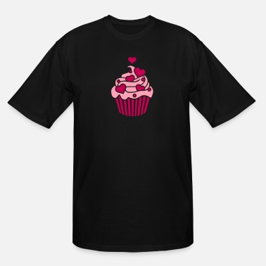 Cupcake Cupcake - Men's Tall T-Shirt