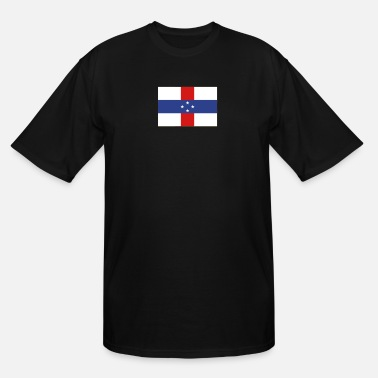 Dutch Carribean - Men's Tall T-Shirt