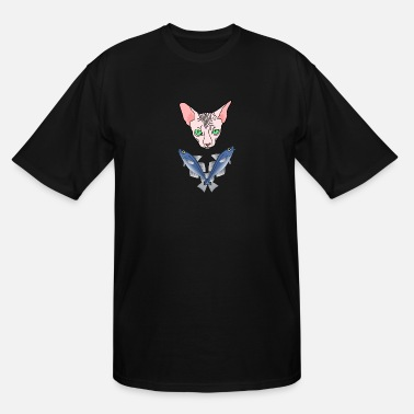 Sphinx Angry sphinx - Men's Tall T-Shirt
