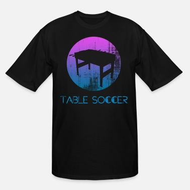 Kicker kicker - Men's Tall T-Shirt
