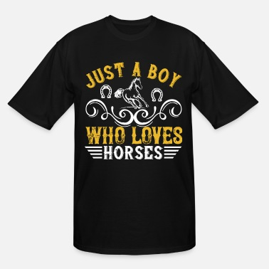 Mare horse quotes riding horses horseman gift - Men's Tall T-Shirt