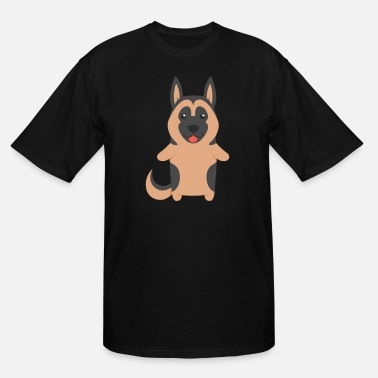 Sweet Dog A sweet dog - Men's Tall T-Shirt