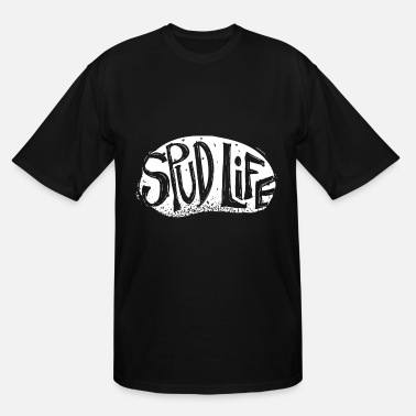 Potato Spud Life - Men's Tall T-Shirt