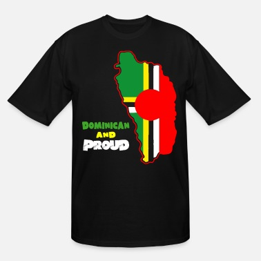 Caribbean Dominica Country Roseau - Men's Tall T-Shirt