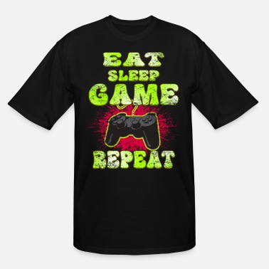Ego Videogame Gaming Hobby E-Sport - Men's Tall T-Shirt
