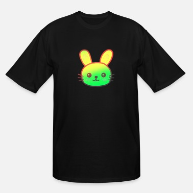 Easter Bunny Colorful bunny Easter Bunny for easter bunny - Men's Tall T-Shirt