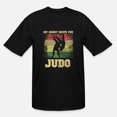 Judo Judo - Men's Tall T-Shirt