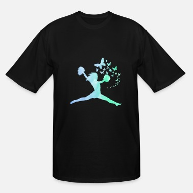Magic Cheerleader magic - Men's Tall T-Shirt