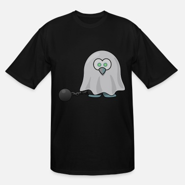 Ghost ghost - Men's Tall T-Shirt