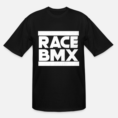 Bmx RACE BMX | BMX for FUN - Men's Tall T-Shirt