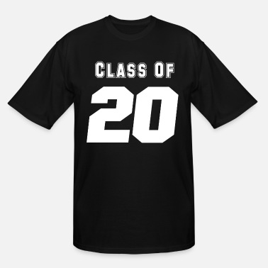 Class Of 2020 Class of 2020 - Men's Tall T-Shirt
