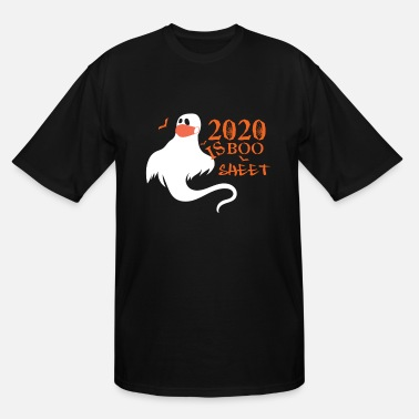 Sheet 2020 is boo sheet - Men's Tall T-Shirt