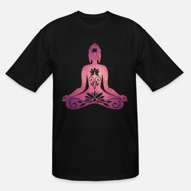Zen Zen - Men's Tall T-Shirt