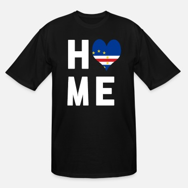 Capella Cape Verde Is My Home Tee Shirt - Men's Tall T-Shirt