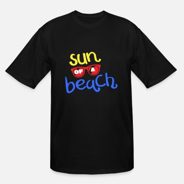 Beach Beach - Men's Tall T-Shirt
