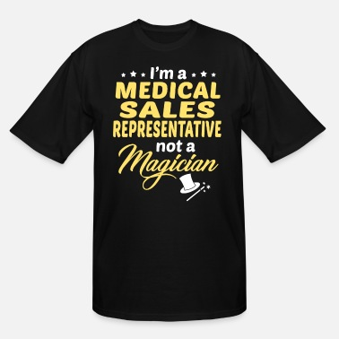 Sales Representative Medical Sales Representative - Men's Tall T-Shirt