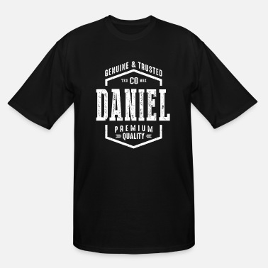 Daniel Daniel Name - Men's Tall T-Shirt