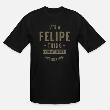 Felipe Felipe - Men's Tall T-Shirt