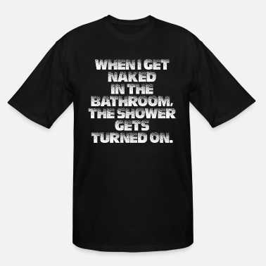 Turn On TURNED ON - Men's Tall T-Shirt